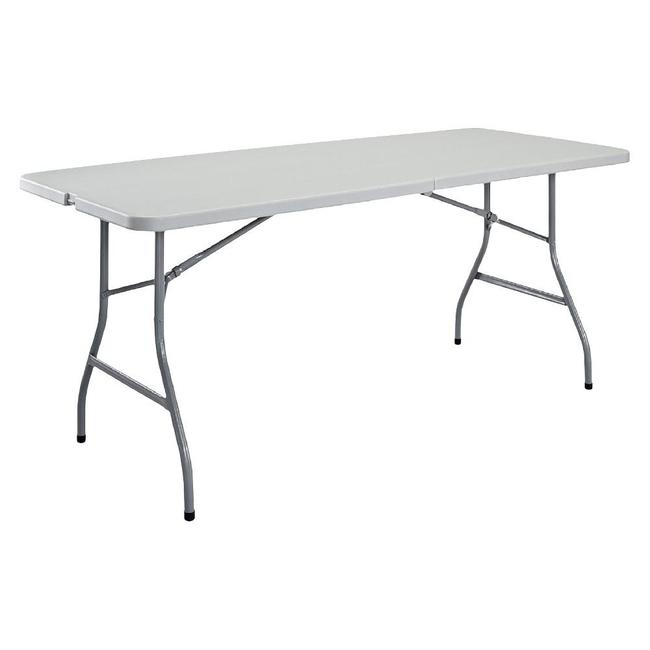 8 Ft. Banquet Table (Seats 8-10)