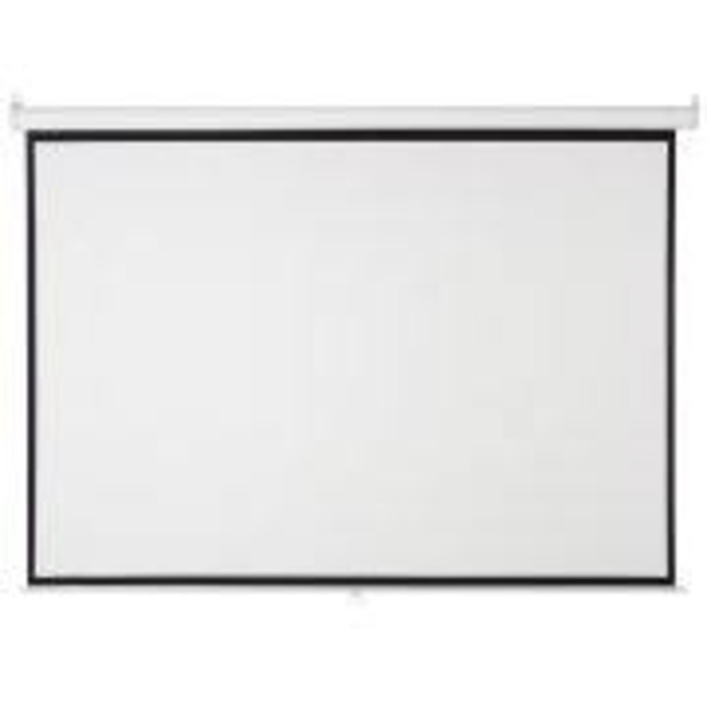 PROJECTION SCREEN (WHITE)