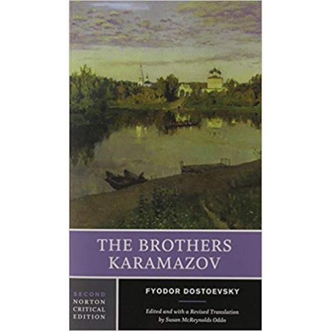 NEW || DOSTOEVSKY / BROTHERS KARMAZOV (2nd)