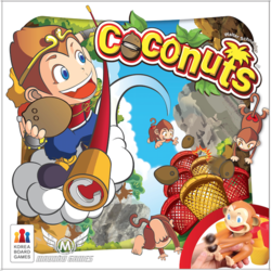 Crazy Monkey Coconuts