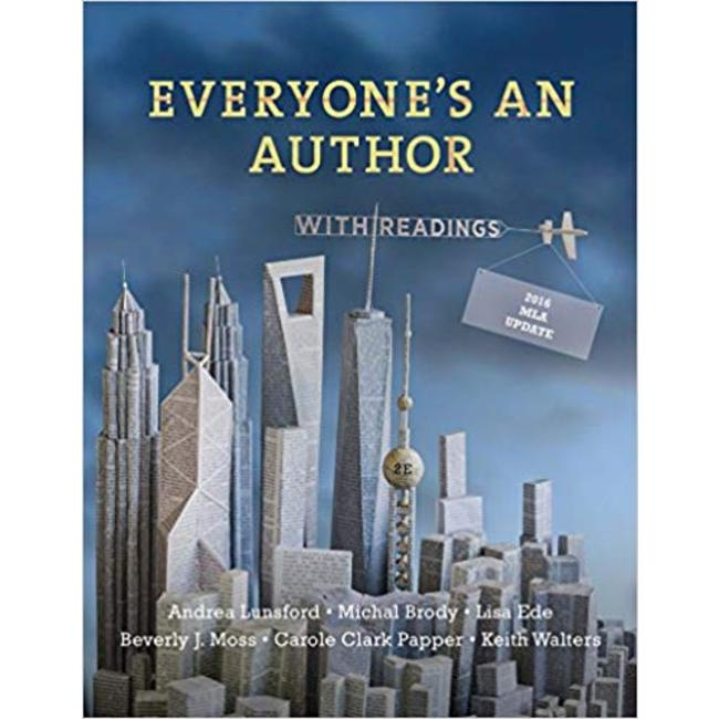 USED || LUNSFORD / EVERYONE'S AN AUTHOR 2nd