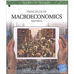 USED || MANKIW / PRINCIPLES OF MACROECONOMICS (PB 8th)