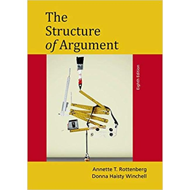 USED || ROTTENBERG / ELEMENTS OF ARGUMENT 8th