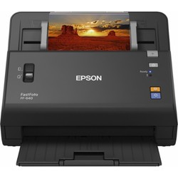 Epson - FastFoto FF-640 High-speed Photo Scanning System