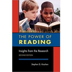 USED || KRASHEN / POWER OF READING 2nd