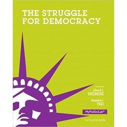 USED || GREENBERG / STRUGGLE 4 DEMOC 2012 ELECT 11TH ED PA