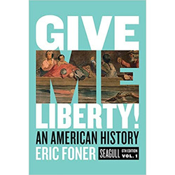 USED || FONER / GIVE ME LIBERTY V-1 6TH ED