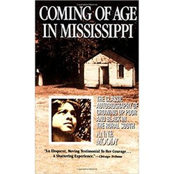 NEW || MOODY / COMING OF AGE IN MISSISSIPPI (RACK SIZE)