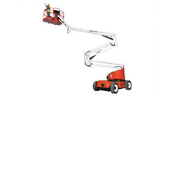 Snorkel AB46 Boom Lift, 46' articulating boom, and comparable models
