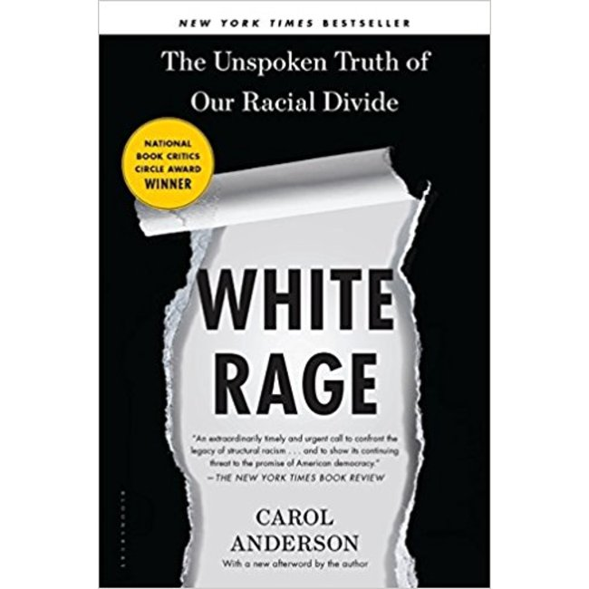 USED || ANDERSON / WHITE RAGE