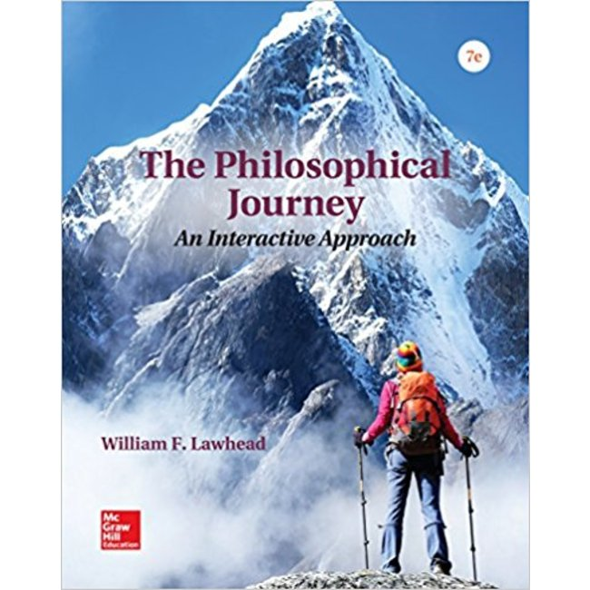 NEW || LAWHEAD / PHILOSOPHICAL JOURNEY (LOOSE LEAF 7th)