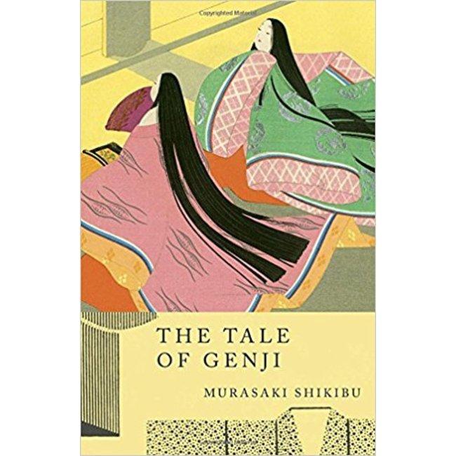 NEW || MURASAKI / TALE OF GENJI (TRANS & ABRGD: SEIDENSTICKER)