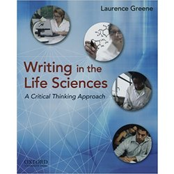 USED || GREENE / WRITING IN THE LIFE SCIENCES