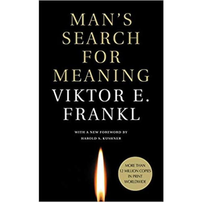 NEW || FRANKL / MAN'S SEARCH FOR MEANING W/NEW FOREWORD (RACK SIZE)