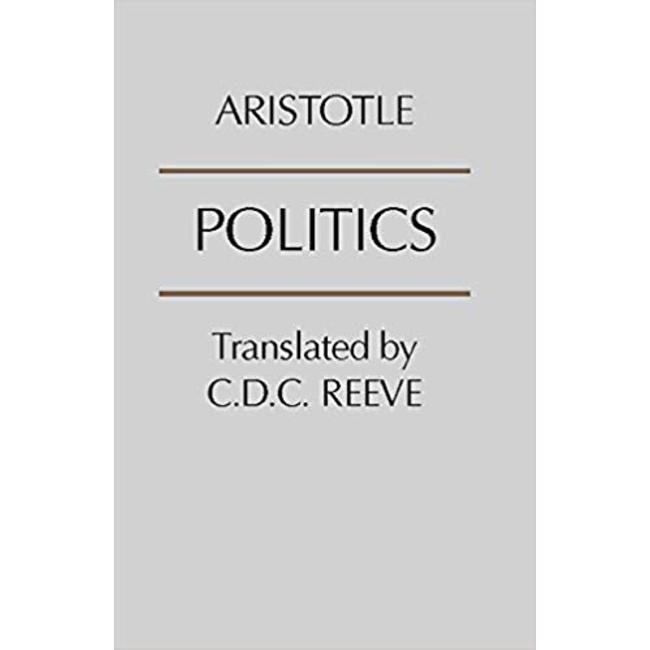 USED    ARISTOTLE / POLITICS