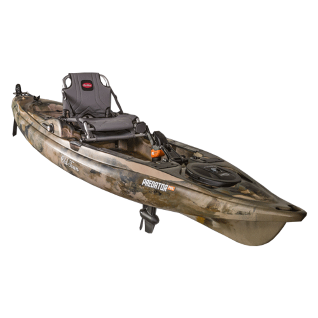 Old Town Pedal Driven Fishing Kayak