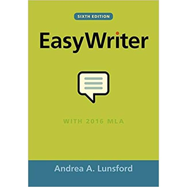 USED || LUNSFORD / EASY WRITER
