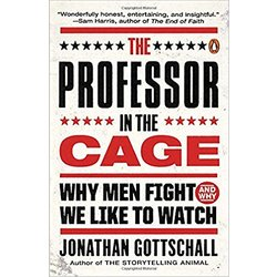 NEW    GOTTSCHALL / THE PROFESSOR IN THE CAGE