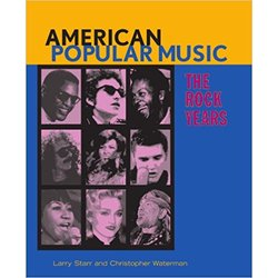 USED || STARR / AMERICAN POPULAR MUSIC THE ROCK YEARS