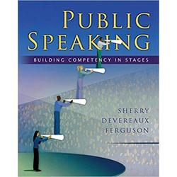 USED || FERGUSON / PUBLIC SPEAKING