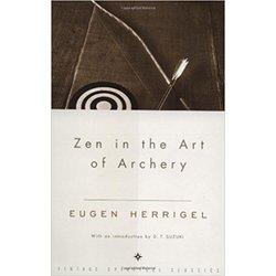 USED    HERRIGEL / ZEN IN THE ART OF ARCHERY