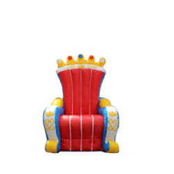 Inflatable Birthday Throne