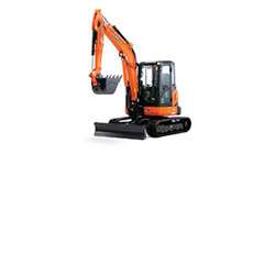 Kubota U55 Compact Excavator w/thumb - Kubota 24