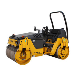 BOMAG / Sakai SW502S Double Smooth Drum, 4.5 TON 54