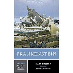 NEW || SHELLEY / FRANKENSTEIN (NORTON)