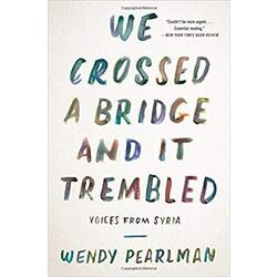 NEW || PEARLMAN / WE CROSS A BRIDGE