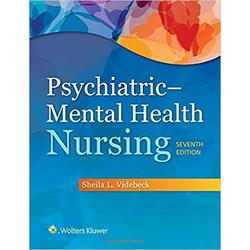 USED || VIDEBECK / PSYCHIATRIC MENTAL HEALTH NURSING 7th