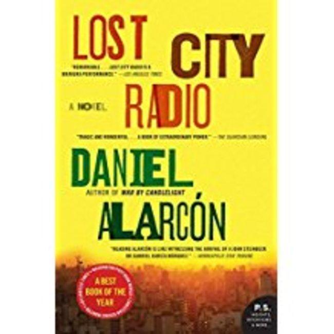 NEW || ALARCON / LOST CITY RADIO P.S. ED
