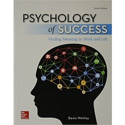 USED || WAITLEY / PSYCHOLOGY OF SUCCESS (6TH PAPER BOUND)