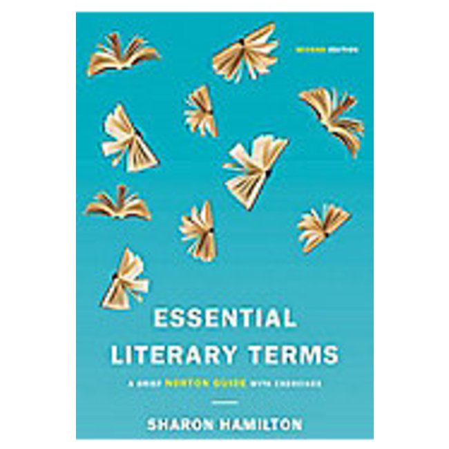 USED || HAMILTON / ESSTL LITERARY TERMS