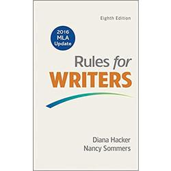 USED || HACKER / RULES FOR WRITERS (8th)