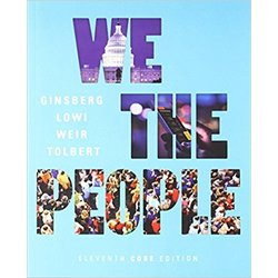 USED || GINSBERG / WE THE PEOPLE CORE-ED (BLUE BOOK)