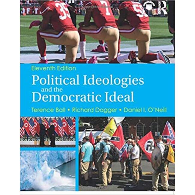 NEW || BALL / POLITICAL IDEOLOGIES AND THE DEMOCRATIC IDEAL