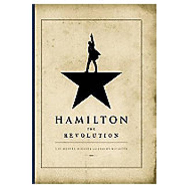 NEW || MIRANDA / HAMILTON THE REVOLUTION