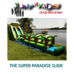 Super Paradise Slide