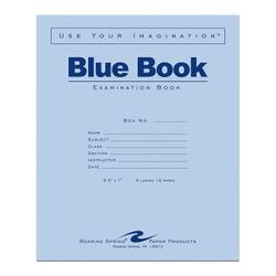 BLUE BOOK (SMALL)