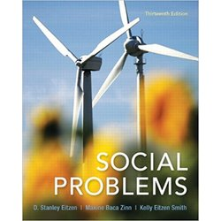 USED || EITZEN / SOCIAL PROBLEMS (13th ED) (PAPERBACK)