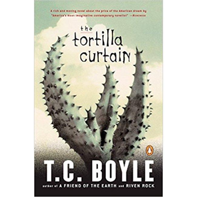 USED || BOYLE / TORTILLA CURTAIN