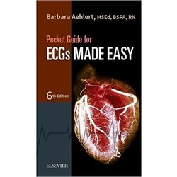 USED || AEHLERT / ECGS MADE EASY POCKET GUIDE (6th PB)