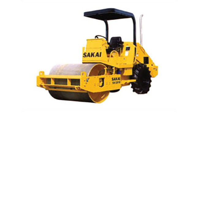 Sakai SV201D Roller – 5 Ton Smooth Single - Kauai