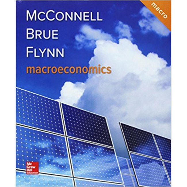 USED || MCCONNELL / MACROECONOMICS (BK ALONE)