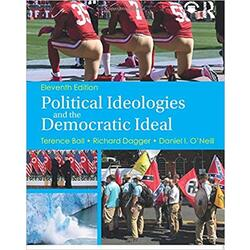 USED || BALL / POLITICAL IDEOLOGIES AND THE DEMOCRATIC IDEAL