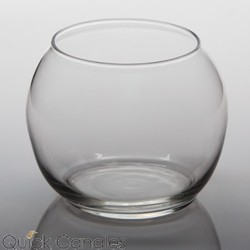Glass Globe Table Centerpieces
