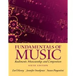 Used| HENRY / FUNDAMENTALS OF MUSIC| Instructor: LIVINGSTON