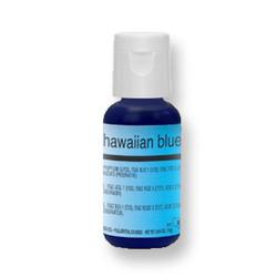 .64oz Airbrush Color ~ Hawaiian Blue