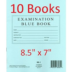 BLUE BOOK (REGULAR)